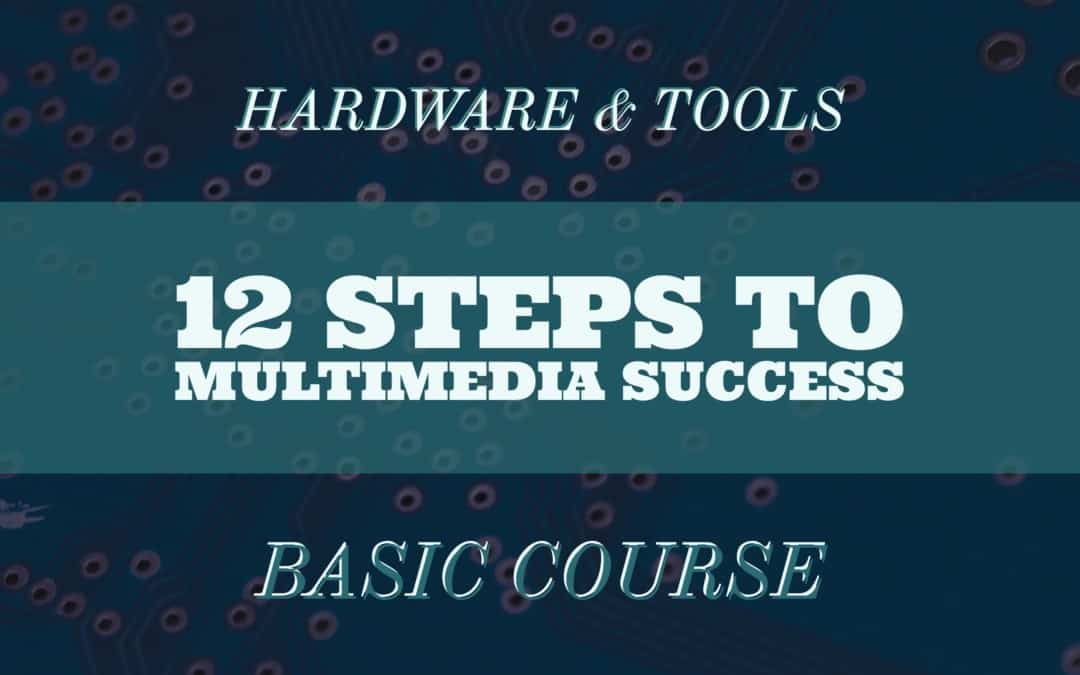 Hardware Overview – 12 Steps 1 Block 1